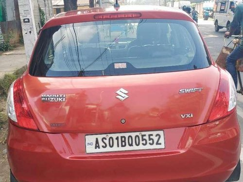 Used Maruti Suzuki Swift 2015 MT for sale in Guwahati