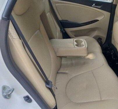Used Hyundai Verna 1.6 CRDI SX Option 2016 MT in Ahmedabad