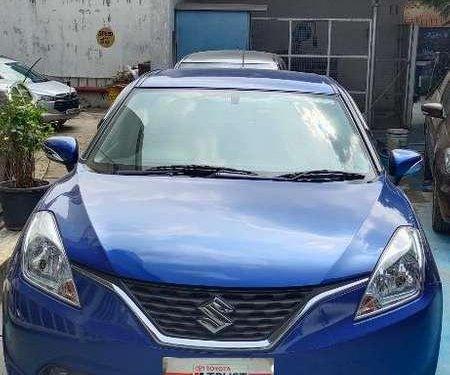 Used Maruti Suzuki Baleno 2017 AT for sale in Chennai
