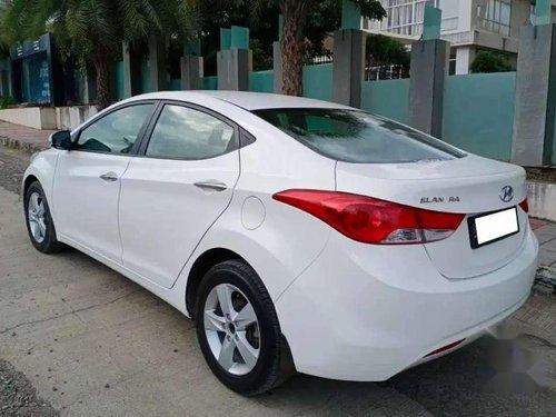 Used Hyundai Elantra CRDi 2012 AT for sale in Pune