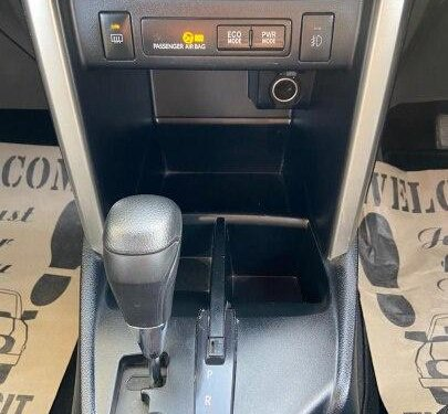 2017 Toyota Innova Crysta 2.8 GX AT in New Delhi