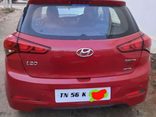 Used 2018 Hyundai i20 Active MT for sale in Erode