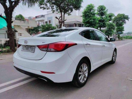 Hyundai Elantra 1.6 SX, 2015, MT for sale in Ahmedabad