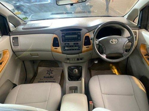 Toyota Innova 2009 MT for sale in Mumbai