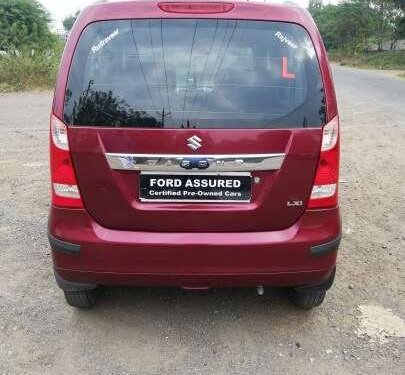 2011 Maruti Suzuki Wagon R MT for sale in Aurangabad