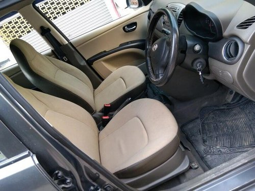 Used Hyundai i10 2012 AT for sale in Hyderabad