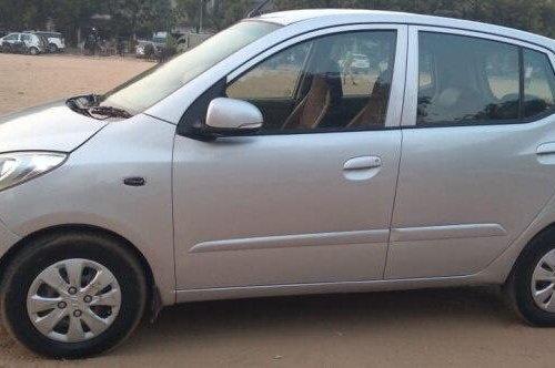 Hyundai i10 Sportz 1.2 AT 2011 AT for sale in Ahmedabad
