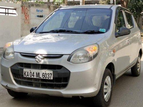 Used Maruti Suzuki Alto 800 LXI 2013 MT in Bangalore