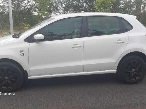 Used Volkswagen Polo, 2015, MT for sale in Hyderabad