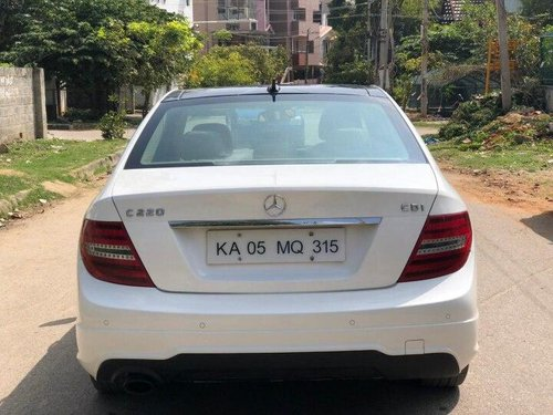 Mercedes Benz C-Class 2016 AT for sale in Bangalore