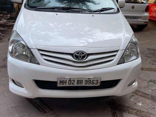 2011 Toyota Innova MT for sale in Mumbai