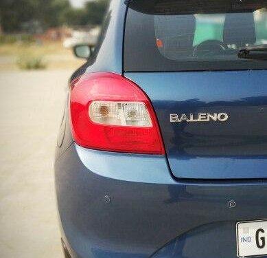 Maruti Suzuki Baleno Delta 2016 MT for sale in Ahmedabad