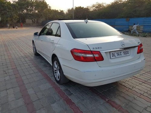 Used Mercedes-Benz E-Class 2012 AT for sale in New Delhi