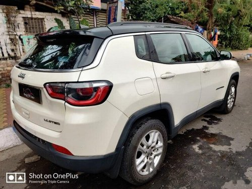 Used Jeep Compass 2017 MT for sale in Kolkata
