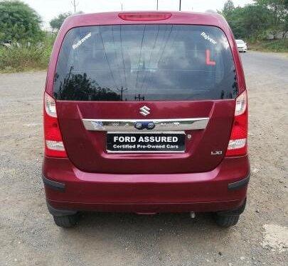 Used 2011 Maruti Suzuki Wagon R MT for sale in Aurangabad