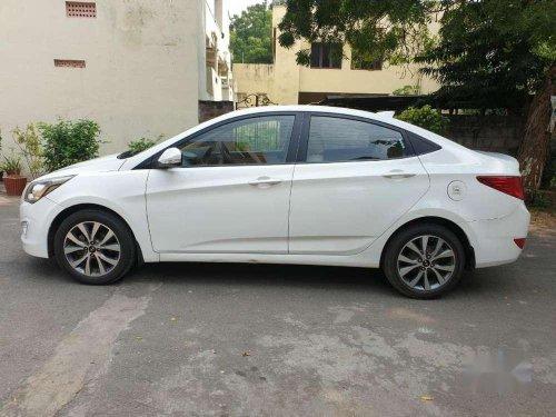 Used Hyundai Verna 2016 MT for sale in Vijayawada