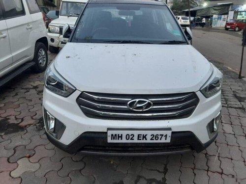 Used Hyundai Creta 2016 MT for sale in Mumbai