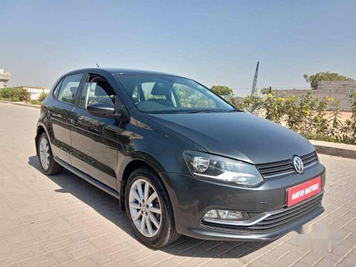Used 2017 Volkswagen Polo MT for sale in Ahmedabad