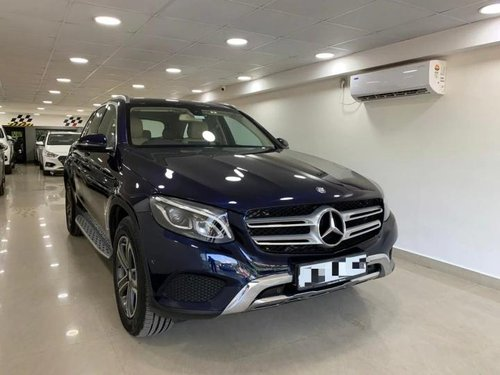 Used 2017 Mercedes Benz GLC AT for sale in Chennai