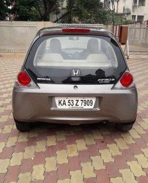 Used 2012 Honda Brio V MT for sale in Bangalore