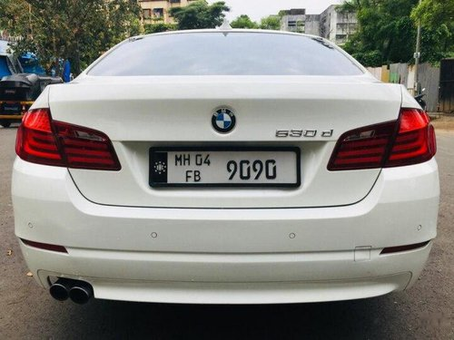Used BMW 5 Series 530d 2011 AT for sale in Mumbai