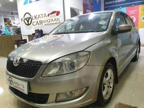 Used Skoda Rapid 2014 MT for sale in Kolkata