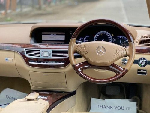 Mercedes-Benz S-Class S 350 CDI 2010 AT for sale in Mumbai