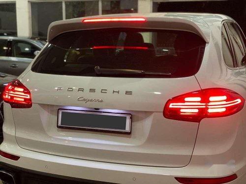 Used 2015 Porsche Cayenne Diesel AT for sale in Chandigarh