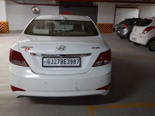 Used 2016 Hyundai Verna AT for sale in Ahmedabad