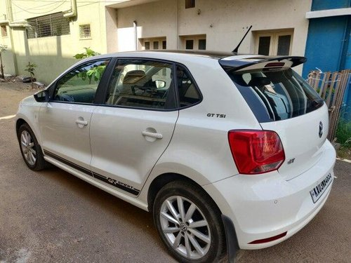 Volkswagen Polo GT TSI Sport Edition 2017 AT in Bangalore