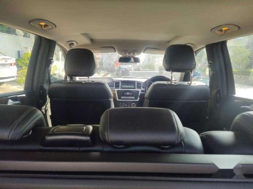Used 2014 Mercedes Benz M Class AT for sale in Hyderabad