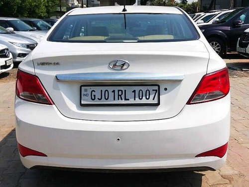 Used Hyundai Verna 1.4 EX 2015 MT for sale in Ahmedabad