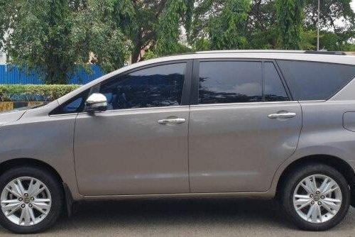 Used Toyota Innova Crysta 2017 MT for sale in Mumbai