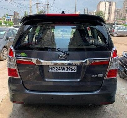 Used 2015 Toyota Innova AT for sale in Chandigarh