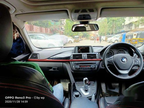 Used BMW 3 Series 320d Sport Line, 2015 AT for sale in Mumbai