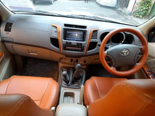 Used 2011 Toyota Fortuner 3.0 Diesel MT in Kolkata