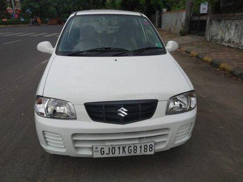Used Maruti Suzuki Alto LXi 2011 MT for sale in Ahmedabad