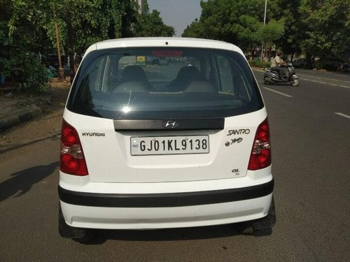 Hyundai Santro Xing GL Plus 2011 MT for sale in Ahmedabad