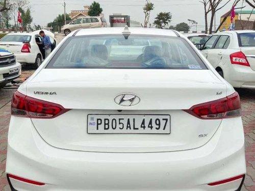 Used 2018 Hyundai Verna MT for sale in Nakodar