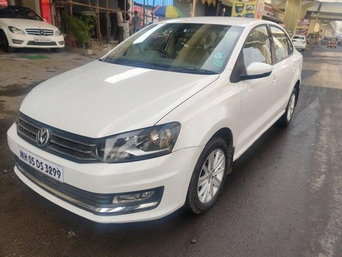 Used Volkswagen Vento 2018 MT for sale in Pune