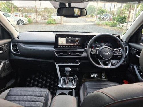 Kia Seltos GTX Plus DCT 2020 AT for sale in Ahmedabad