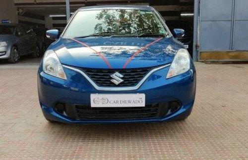 Used Maruti Suzuki Baleno Delta 2017 AT for sale in Gurgaon