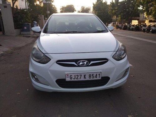 Hyundai Verna 1.6 CRDI 2013 MT for sale in Ahmedabad