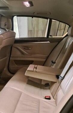 Used 2011 BMW 5 Series AT for sale in Bangalore