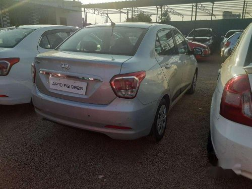 Hyundai Xcent S 1.1 CRDi, 2014 MT for sale in Hyderabad