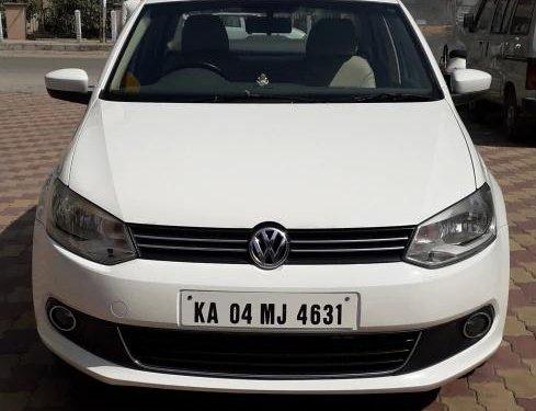 Volkswagen Vento Petrol Highline 2011 MT in Bangalore