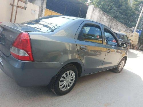 Toyota Etios GD, 2016, MT for sale in Hyderabad
