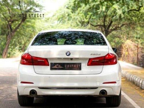 2019 BMW 5 Series 520d Sport Line AT in New Delhi