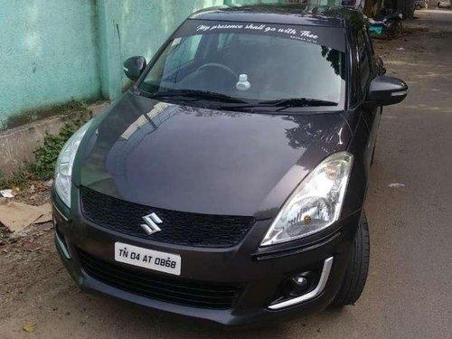 Maruti Suzuki Swift ZXi, 2017, MT for sale in Chennai