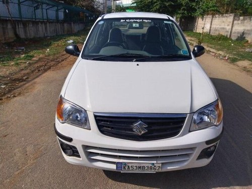 Used 2014 Maruti Suzuki Alto K10 VXI MT in Bangalore